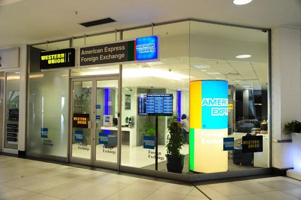 Travelex Foreign Exchange
