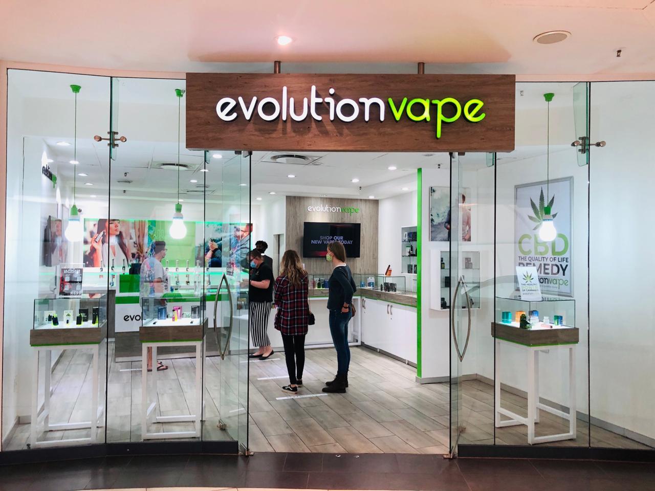 Evolution Vape (E-Vape)