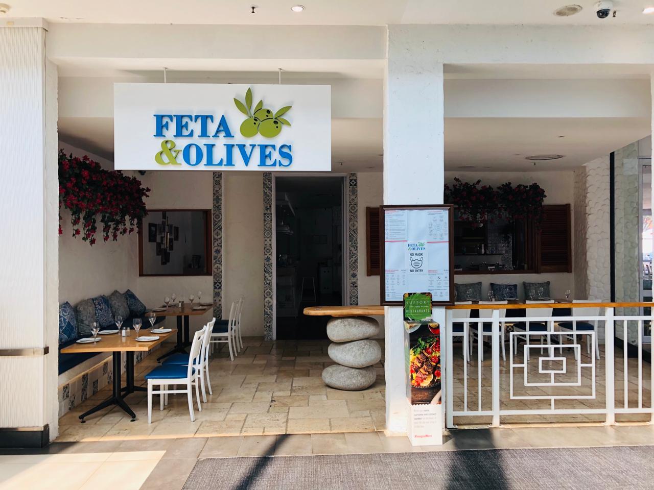 Feta & Olives Restaurant (Previously PLAKA)
