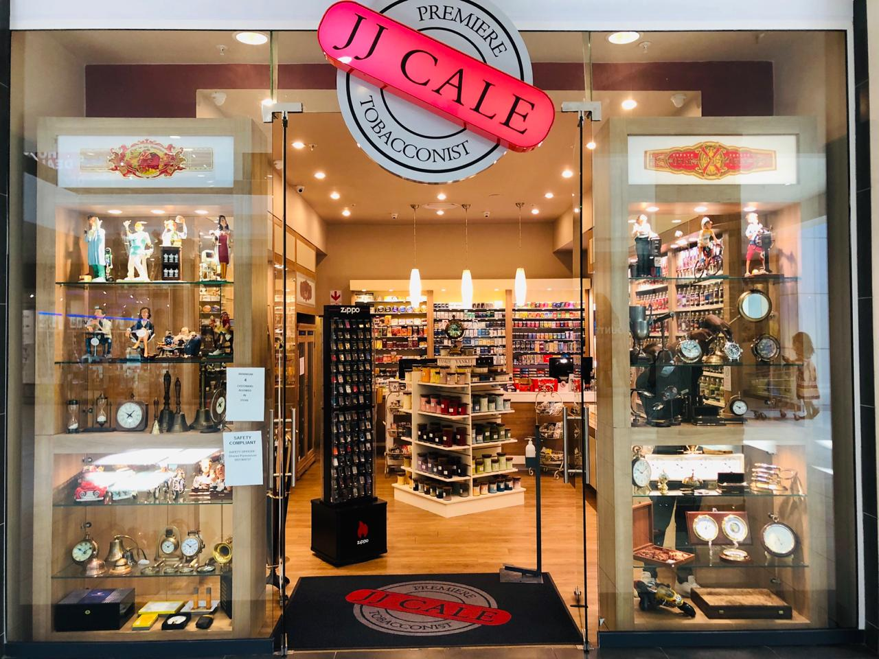JJ Cale Tobacconists