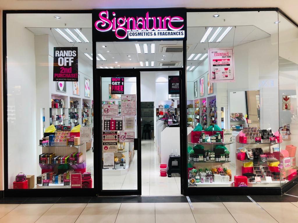Signature Cosmetics & Fragrances
