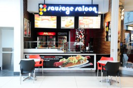 Sausage Saloon