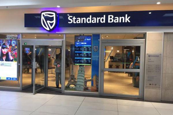 Standard Bank – Branch